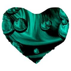 Space 19  Premium Heart Shape Cushion