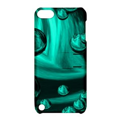 Space Apple iPod Touch 5 Hardshell Case with Stand