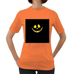Why So Serious? Womens' T-shirt (Colored)