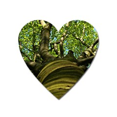 Tree Magnet (Heart)