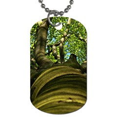 Tree Dog Tag (One Sided)