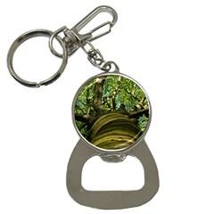 Tree Bottle Opener Key Chain