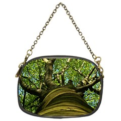 Tree Chain Purse (two Sided)