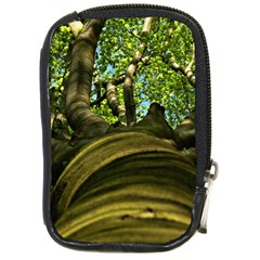 Tree Compact Camera Leather Case
