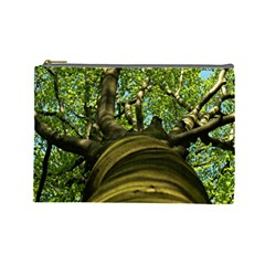 Tree Cosmetic Bag (Large)