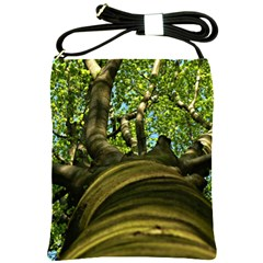 Tree Shoulder Sling Bag