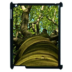 Tree Apple Ipad 2 Case (black)