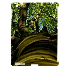Tree Apple iPad 3/4 Hardshell Case (Compatible with Smart Cover)