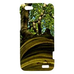 Tree HTC One V Hardshell Case
