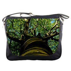 Tree Messenger Bag