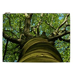 Tree Cosmetic Bag (XXL)