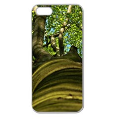 Tree Apple Seamless Iphone 5 Case (clear)