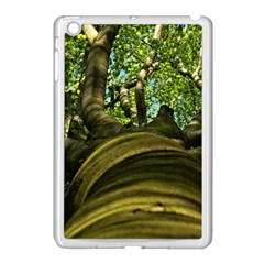 Tree Apple iPad Mini Case (White)