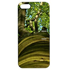 Tree Apple Iphone 5 Hardshell Case With Stand