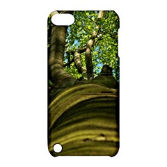 Tree Apple iPod Touch 5 Hardshell Case with Stand