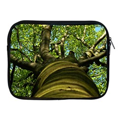 Tree Apple iPad 2/3/4 Zipper Case