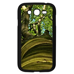 Tree Samsung Galaxy Grand DUOS I9082 Case (Black)