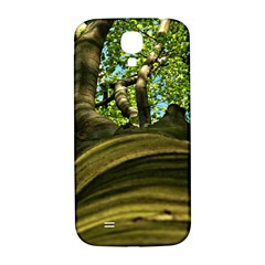 Tree Samsung Galaxy S4 I9500/i9505  Hardshell Back Case