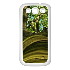 Tree Samsung Galaxy S3 Back Case (white)