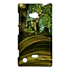 Tree Nokia Lumia 720 Hardshell Case