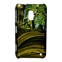 Tree Nokia Lumia 620 Hardshell Case