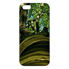 Tree iPhone 5S Premium Hardshell Case