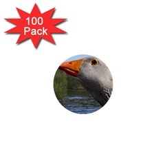 Geese 1  Mini Button (100 Pack)