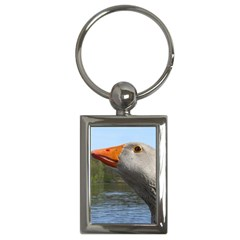 Geese Key Chain (Rectangle)