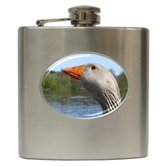 Geese Hip Flask
