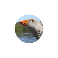 Geese Golf Ball Marker 4 Pack