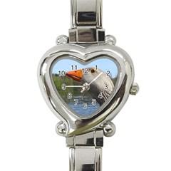 Geese Heart Italian Charm Watch