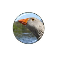 Geese Golf Ball Marker 4 Pack (for Hat Clip)