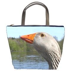 Geese Bucket Bag