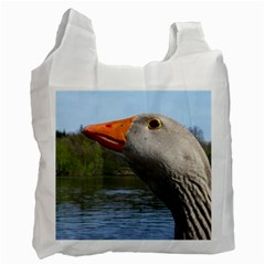 Geese Recycle Bag (one Side)