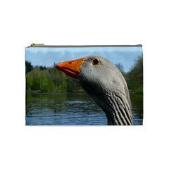 Geese Cosmetic Bag (medium)