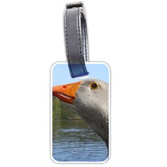 Geese Luggage Tag (One Side)