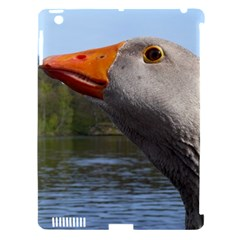 Geese Apple Ipad 3/4 Hardshell Case (compatible With Smart Cover)