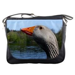 Geese Messenger Bag