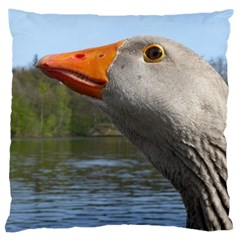 Geese Large Cushion Case (Two Sided)