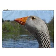 Geese Cosmetic Bag (XXL)