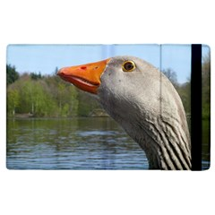 Geese Apple iPad 3/4 Flip Case