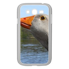 Geese Samsung Galaxy Grand DUOS I9082 Case (White)