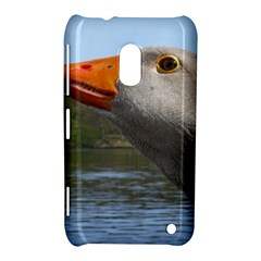 Geese Nokia Lumia 620 Hardshell Case