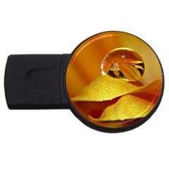 Drops 2gb Usb Flash Drive (round)
