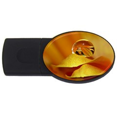 Drops 1GB USB Flash Drive (Oval)