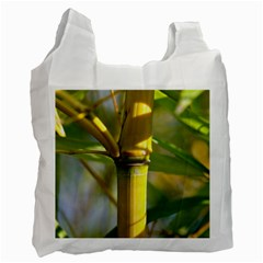Bamboo Recycle Bag (two Sides)