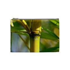 Bamboo Cosmetic Bag (Medium)