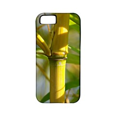 Bamboo Apple Iphone 5 Classic Hardshell Case (pc+silicone)