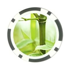 Bamboo Poker Chip (10 Pack)
