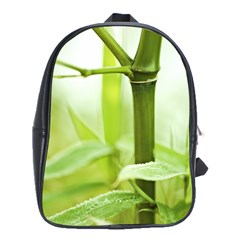 Bamboo School Bag (Large)
